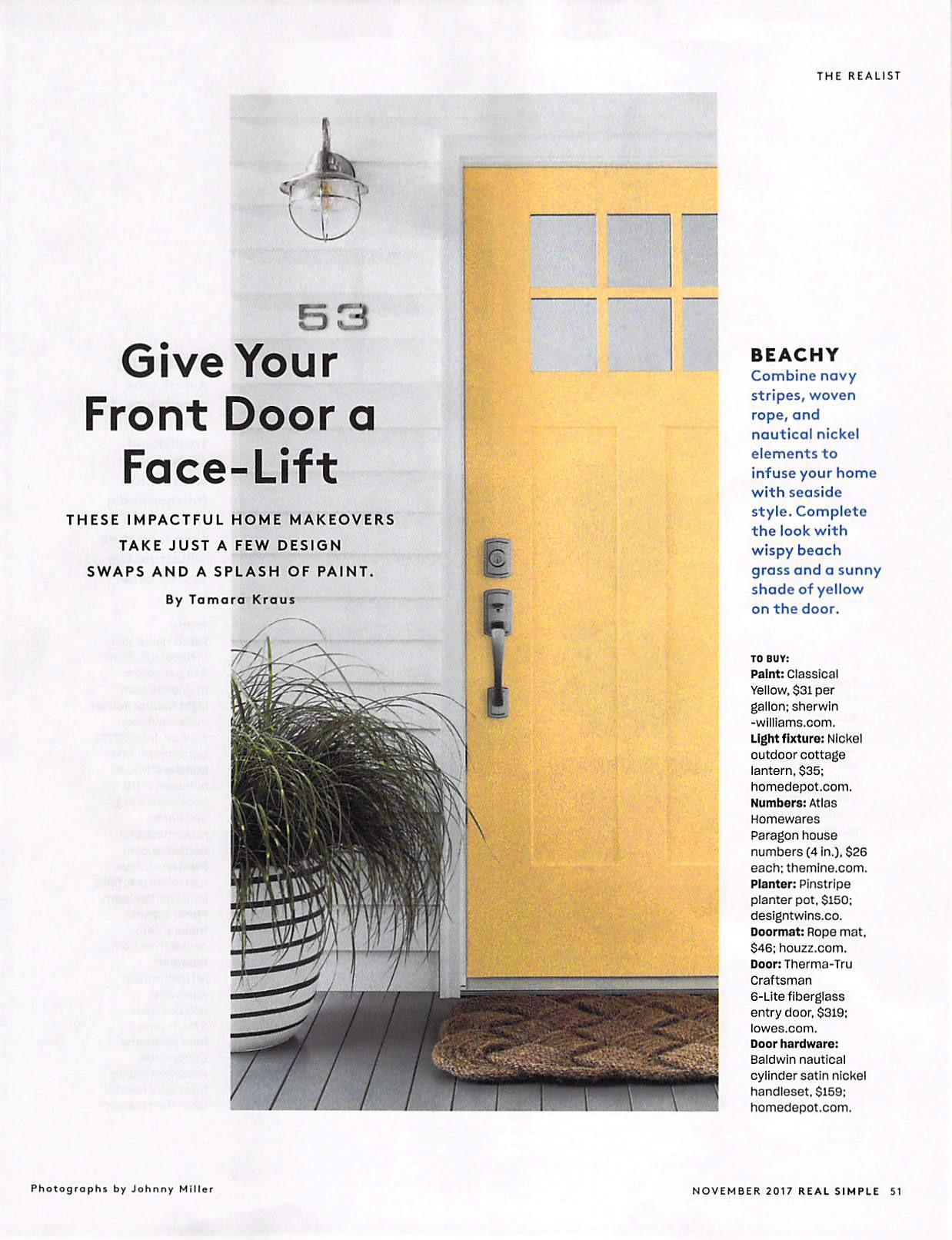 In the News – Entryways USA