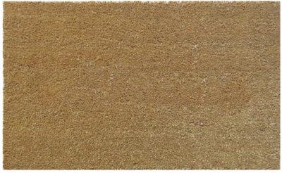Blank 36x72 Extra - Thick Handwoven Coconut Fiber Doormat - Entryways